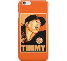 Tim Lincecum: The Freak iPhone Case/Skin