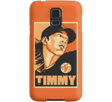Tim Lincecum: The Freak Samsung Galaxy Case/Skin