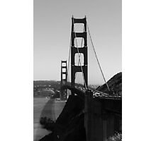 Leaving San Francisco Photographic Print