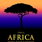 This Is Africa by Damienne Bingham