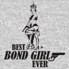 The Queen Elizabeth Best Bond Girl Ever London Olympics 2012 by stabilitees