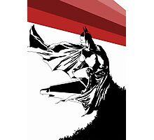Batman Striped Photographic Print