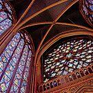 St Chapelle Splendour by S T