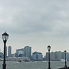 Battery Park by Eugenia Gorac