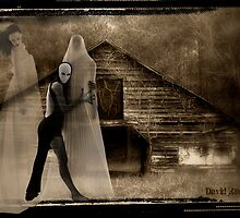 Danse Macabre in Sepia by David Kessler