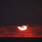 Dramatic Sunset Sequences V - Sequencias de una dramatica Puesta del Sol by PtoVallartaMex