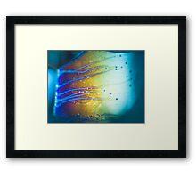 Alien Veins.  Framed Print