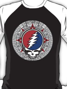 2012 Mayan Steal Your Face - Basic Color T-Shirt