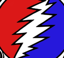 2012 Mayan Steal Your Face - Basic Color Sticker