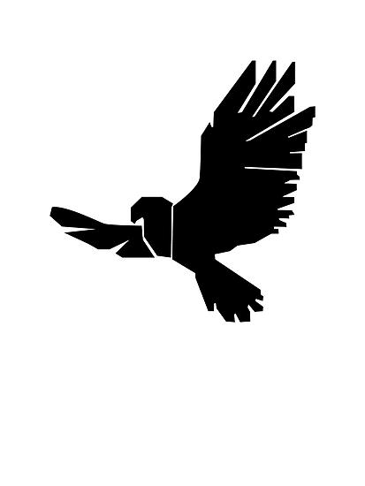 DBM Falcon Logo by Matthew MacDonald