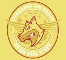 Calling Star Fox Unit Kids Clothes