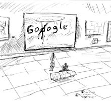 GOOGLE(C2012) by Paul Romanowski