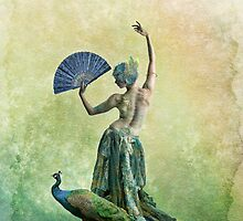 Peacock Dance by autumnsgoddess