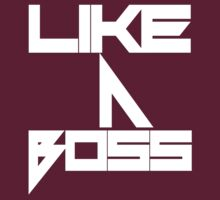 "Snoboy ""Like A Boss"" by SnoBoy"
