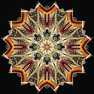 Like a beautiful stained glass by Esperanza Gallego