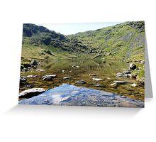 Blea Water, Lake District Greeting Card