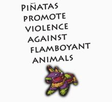 Piñatas Promote Violence by TheRobertMalo