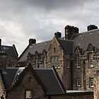 Upper part of Edinburgh Castle  by ashishagarwal74