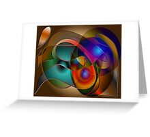 Dance with me...... Greeting Card