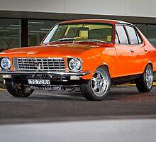 Chris Milburn's LJ Holden Torana by HoskingInd