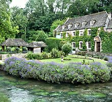 The Swan at Bibury by Karen Martin IPA
