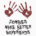 Zombie Boyfriend by Vigilantees .