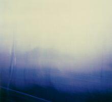 Train Tracks, Polaroid, Melbourne by jennbrazier
