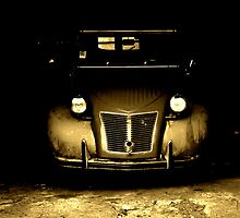 2 CV  by AbsintheFairy