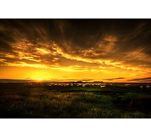 Yorkshire Countryside Photographic Print