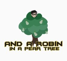 ... and a Robin in a Pear Tree by IMTShop