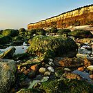 The Cliffs at Hunstanton by Addo-pix