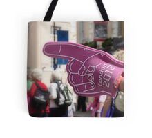 This Way, Please... Tote Bag