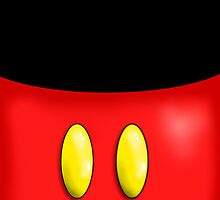 Mickey Mouse by Margybear