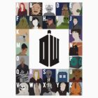 Doctor Who A-Z by haigemma