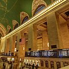 Grand Central Station by weswahl