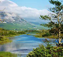 Loch Dun luiche Tir Conaill by Sean McAughey