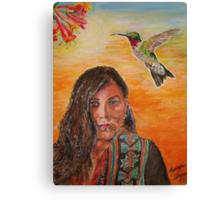 Nectar of Life Canvas Print