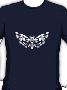Death's Head Rorschach (inverted) T-Shirt