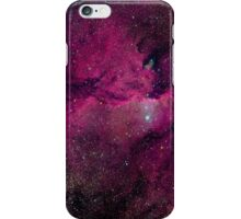 Pink/red space iPhone case.  iPhone Case/Skin