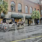 The Carriage Ride 2 by Sonja Dover