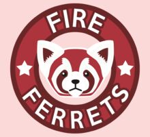 Fire Ferrets Kids Clothes