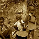 Haitian Children by Adam Northam