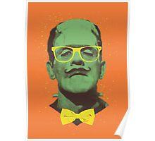 Mr Frank Poster