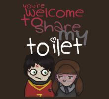 Toilet by AlicePrewett