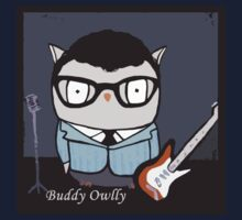 Buddy Owlly by Michowl