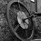 Old Wheel by Jamie Shirlaw