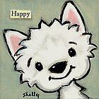 Happy by Shelly  Mundel