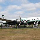 G-SIXC, DC-6C restaurant, Coventry by Ross Sharp