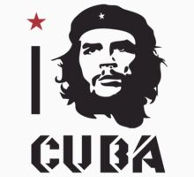 I LOVE CUBA T-shirt by ethnographics