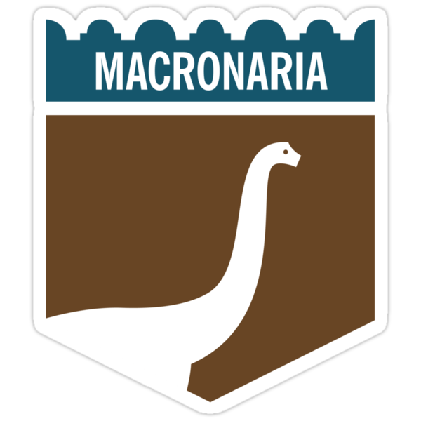 Dinosaur Family Crest: Macronaria by David Orr